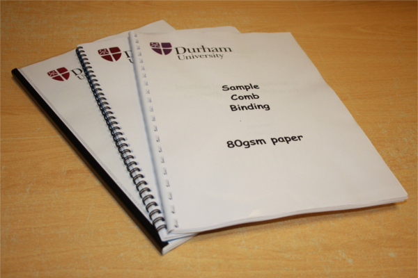 Dissertation binding service sheffield