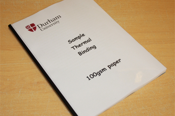 thesis binding durham uk